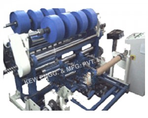 Fabric Slitter Rewinder Machines